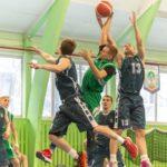 Команды Новодвинска и Приморского района – победители Кубка Архангельской области по баскетболу