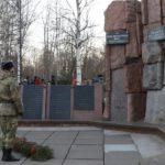 Память воинов, погибших в Чечне, почтили в Архангельске