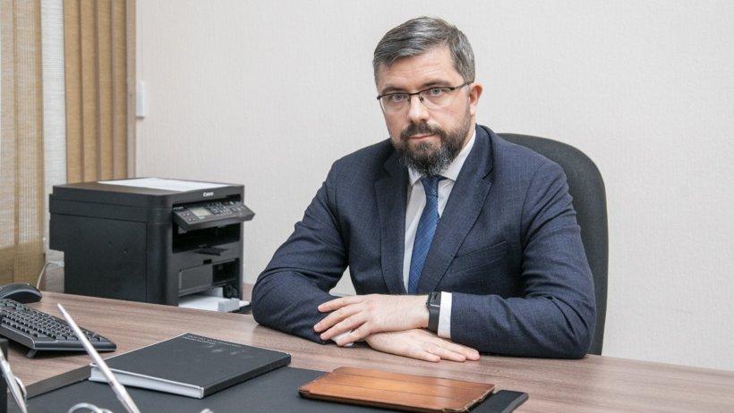 Александр Цыбульский подписал распоряжение о назначении Дмитрия Рожина заместителем председателя правительства Архангельской области