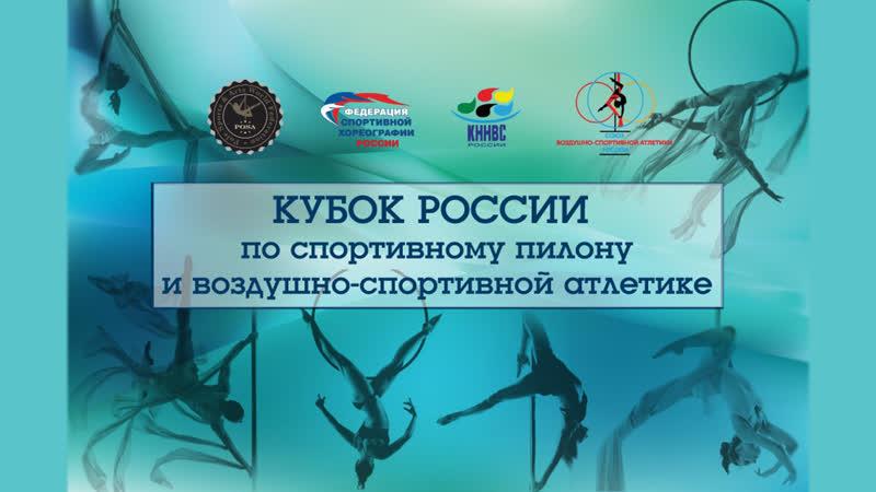Спортсмены Поморья завоевали 42 медали на Кубке России по спортивному пилону и воздушно-спортивной атлетике