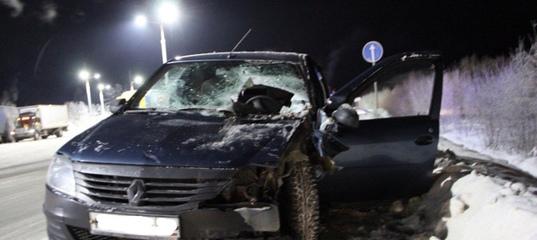 В Виноградовском районе при столкновении двух автомобилей пострадал мужчина