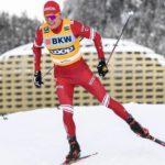 «Тур де Ски»: Александр Большунов завоевал серебро в спринте