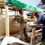 В январе на верфи Товарищества поморского судостроения построят первый карбас
