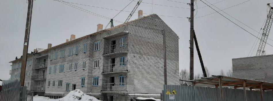 В Поморье увеличивается число территорий – участников программы по переселению граждан из аварийного жилья