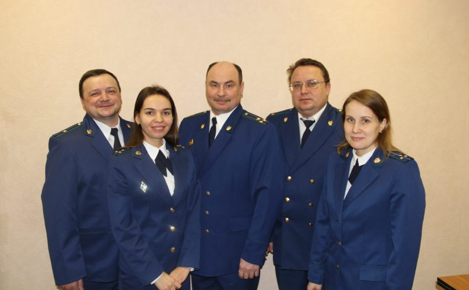 Права граждан Виноградовского района под надежной защитой