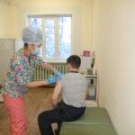 COVID-19: вакцинация в Виноградовском районе началась