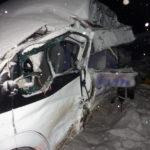 Трагедия на трассе М-8: предполагаемый виновник ДТП с участием грузового автомобиля и микроавтобуса был пьян