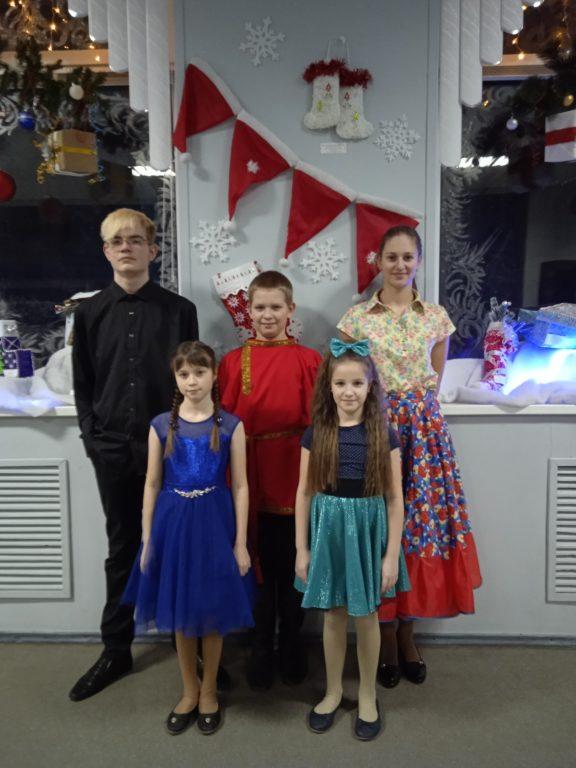 «Морозные узоры» Великого Устюга покорили юные солисты Рочегодского Дома культуры