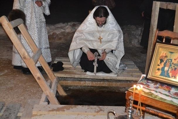 Где можно искупаться в Крещение? Ближайшая к нам иордань — в Шенкурском районе