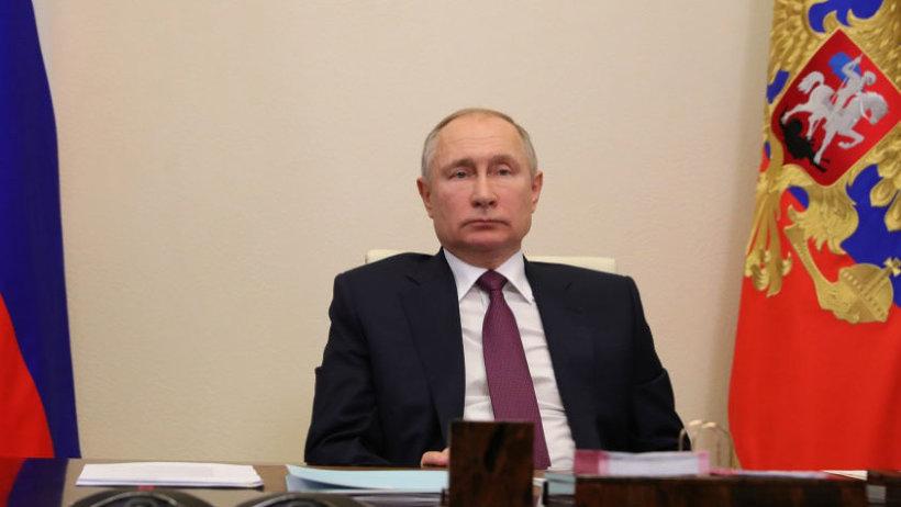 Владимир Путин подписал Указ о создании Фонда помощи детям с редкими заболеваниями «Круг добра»