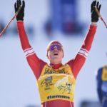 «Тур де Ски»: Александр Большунов одержал пятую победу подряд!