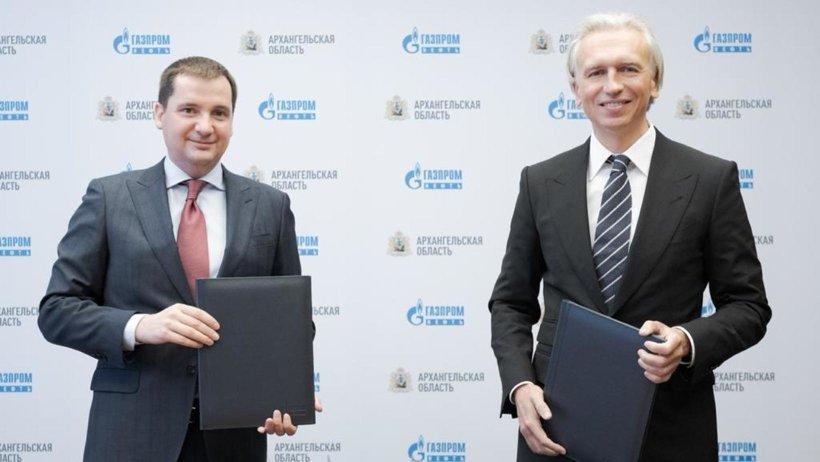 Правительство Архангельской области и «Газпром нефть» заключили соглашение об импортозамещении горюче-смазочных материалов