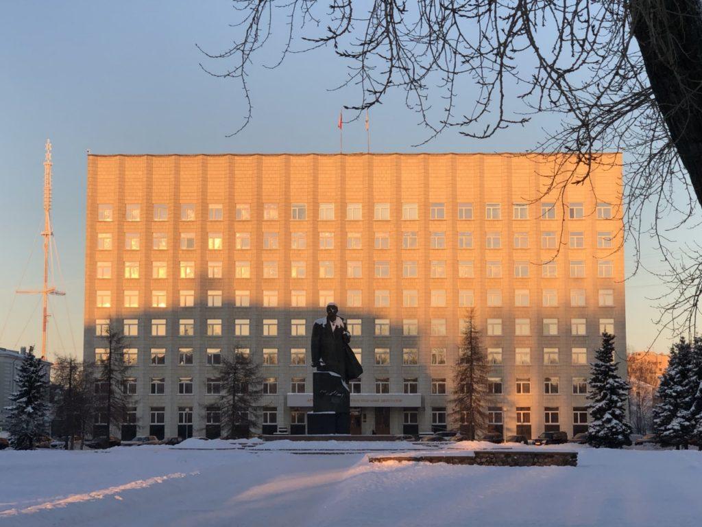 15 областных законов принято на состоявшейся сессии областного Собрания