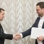 Глава Поморья и президент Федерации скейтбординга России подписали соглашение о сотрудничестве