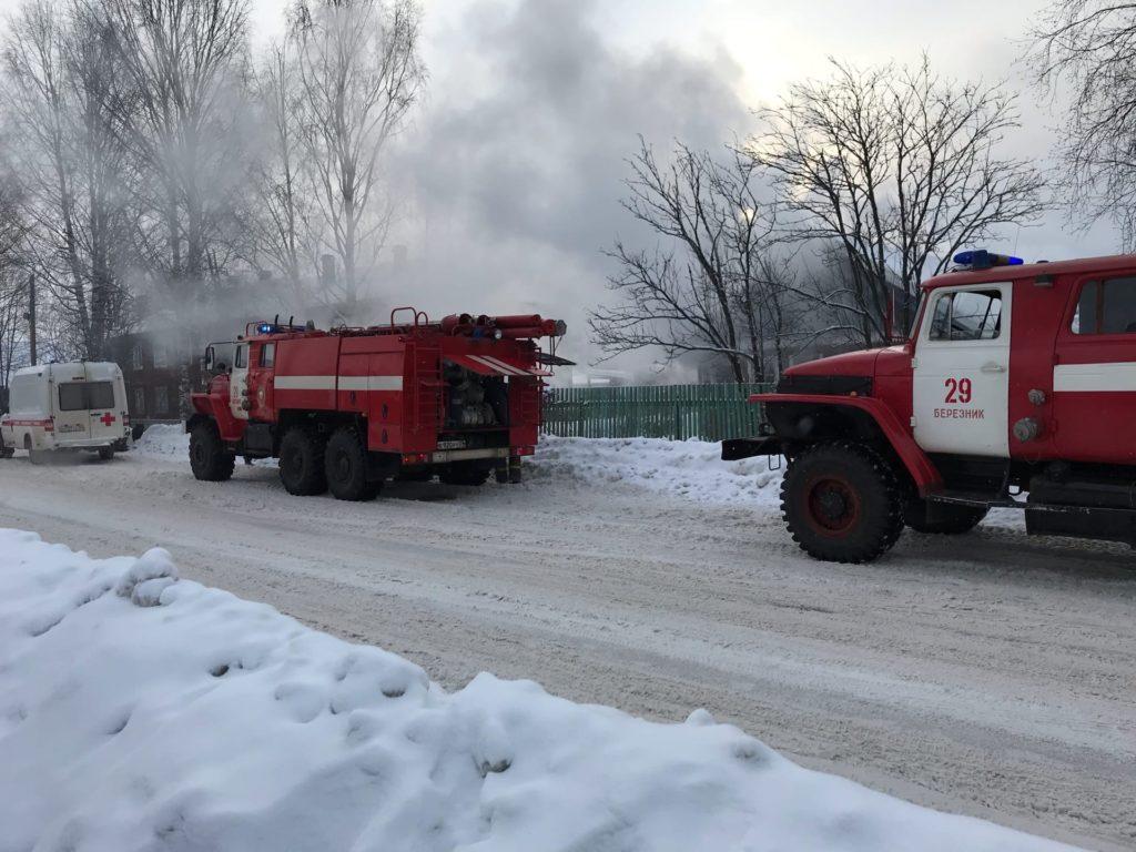 Житель Березника пострадал от сигареты: ожоги, кома, реанимация