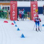 В Малых Карелах стартовало областное первенство по лыжным гонкам