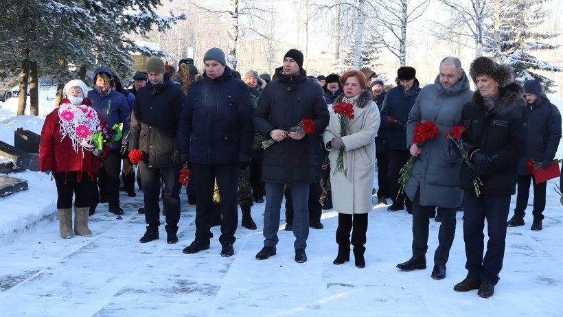 Память воинов-интернационалистов почтили в Архангельске