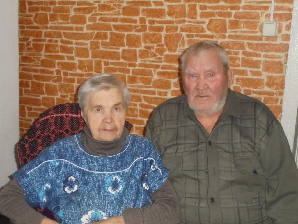 55 лет любви и понимания. Супруги Палицыны из Усть-Ваеньги отметили изумрудную свадьбу
