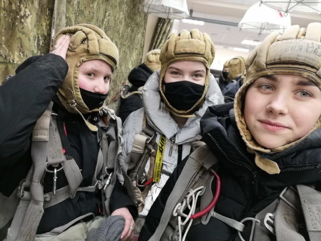 Юнармейцы Березника прошли курс молодого бойца
