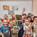К 115-летию со дня рождения Агнии Барто Виноградовская библиотечная система проводит различные конкурсы и акции
