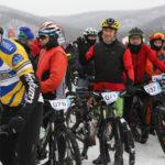 Северодвинцы – победители и призеры ледовой гонки «Тур острова Папенберг» во Владивостоке