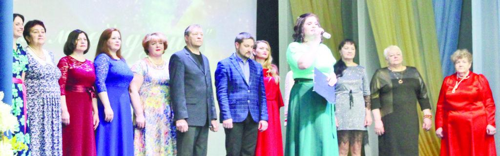Когда в душе поет песня… В Березнике состоялся ставший традиционным конкурс «Песня моей души»