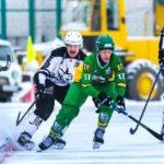 «Водник» завершил предварительный этап чемпионата России уверенной победой