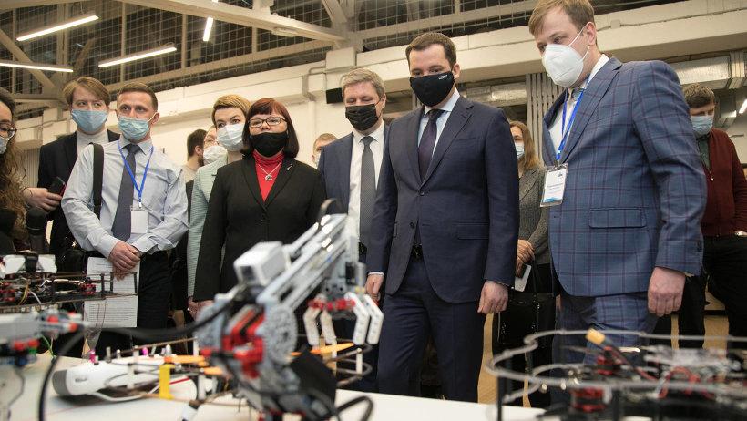 В Архангельской области будет создан Арктический научно-технологический IT-парк «Digital Arctic»