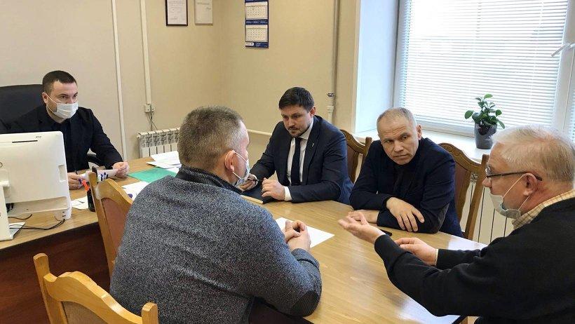 Бизнес-уполномоченный и предприниматели Архангельской области работают в диалоге