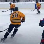 55-е Беломорские игры: в турнире по хоккею Виноградовский район - пятый