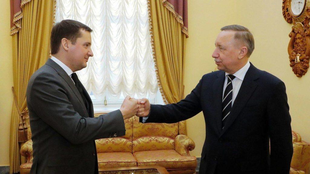 Санкт-Петербург и Архангельская область укрепляют партнерские связи