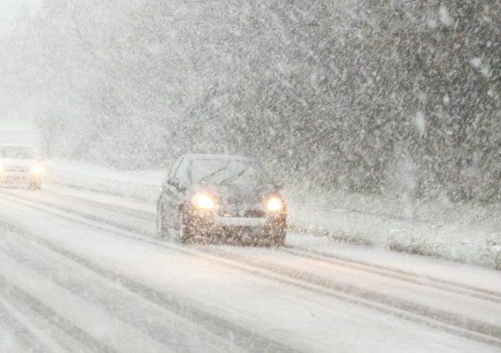 МЧС предупреждает: ночью и днем 26 февраля ожидается сильный снег
