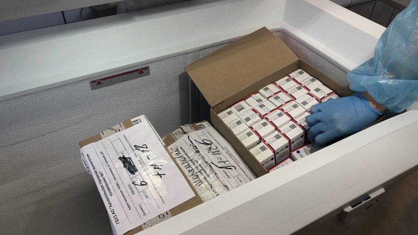 В Архангельскую область поступила первая партия вакцины «ЭпиВакКорона»