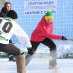 «Начни с себя-2021»: в Архангельске состоялся турнир по хоккею на валенках