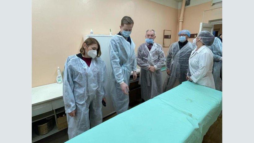 Олеся Старжинская: «Главная цель посещения районных больниц – помочь руководителям решить проблемы»