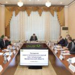 Александр Цыбульский: «Решение о преобразовании муниципального района в округ должно приниматься жителями территорий»