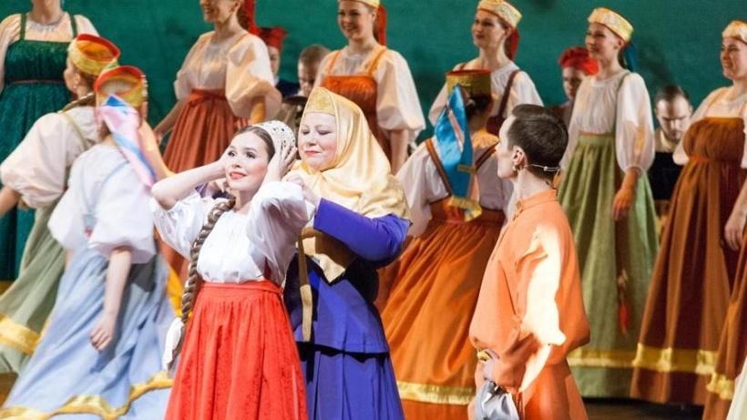 Северный хор представил «Жемчужину Русского Севера»