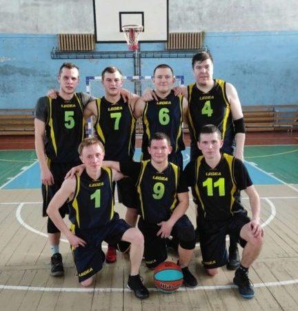 Виноградовский район — в финале областных соревнований по баскетболу