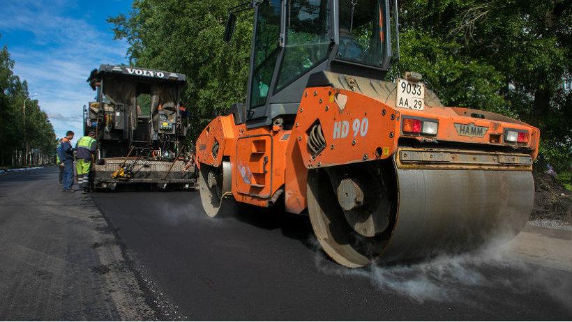 В 2020 году отремонтировано 205 километров региональных дорог Поморья