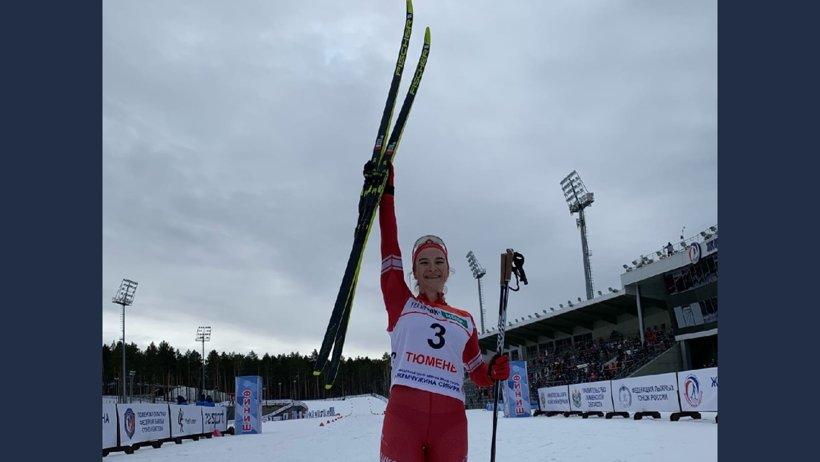 На чемпионате России по лыжным гонкам – золотой дубль Архангельской области!