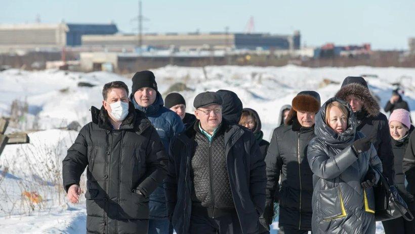 Правительство и общественники Поморья проверили состояние полигонов ТКО