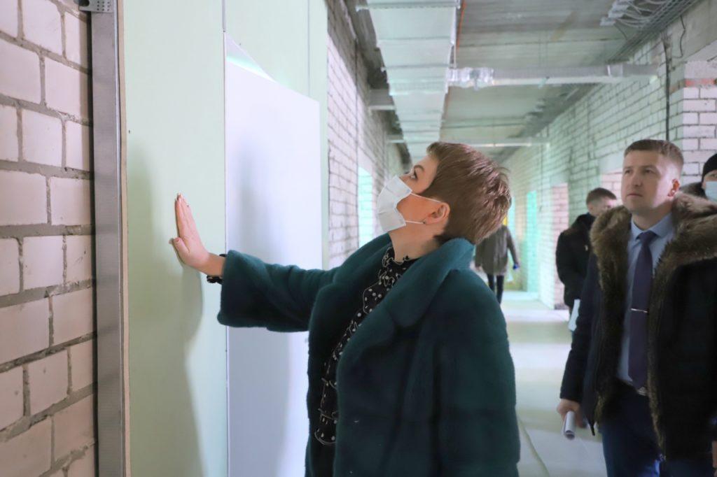 Екатерина Прокопьева об использовании площадей Виноградовской ЦРБ: «Нужно найти оптимальное для всех решение»