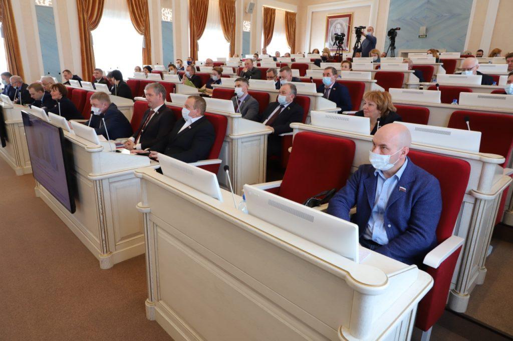 Депутаты предложили продлить программу льготной ипотеки в Архангельской области
