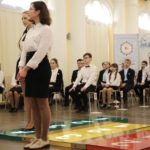 В Архангельске проходят полуфинальные игры «Наследников Ломоносова»