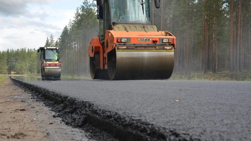 На региональных объектах нацпроекта БКАД в Поморье будут использоваться новые типы асфальта
