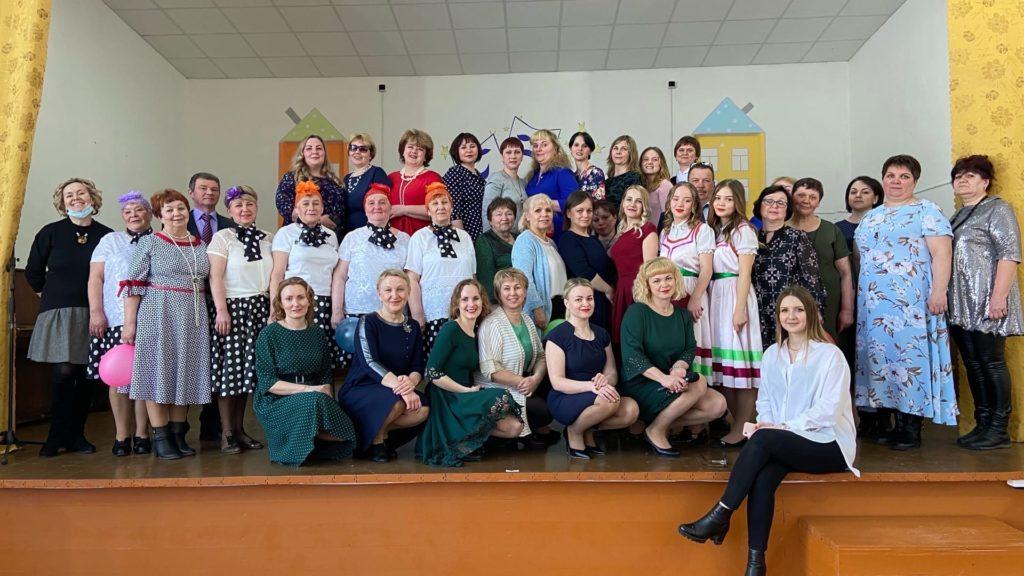 Фестиваль работников культуры «Лейся весна» прошел в Заостровском Доме культуры