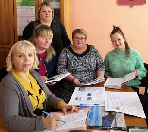 Продолжается реализация проекта Виноградовской ветеранской организации«Связь поколений»