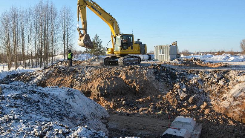 Усть-Ваеньга – Осиново – Фалюки: реконструкция идет полным ходом