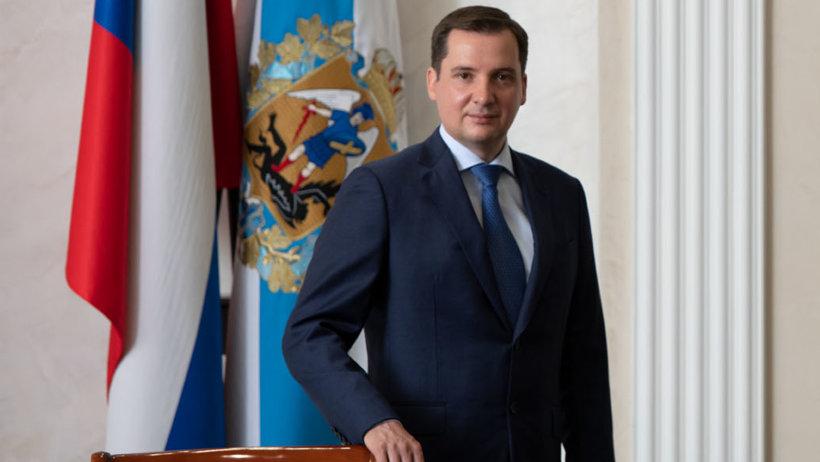 Александр Цыбульский поздравил северянок с Международным женским днем