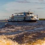 В Архангельской области начался сезон речных прогулок по Северной Двине